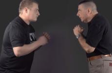 proper firing stance